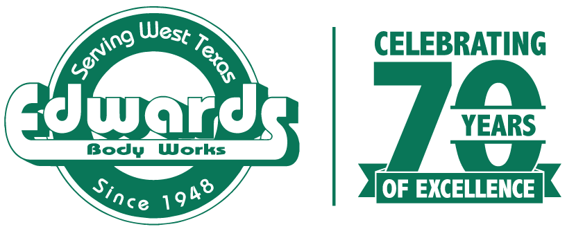 Edwards BodyWorks | Lubbock, Texas | 70 Years of Excellence